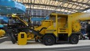 Bauma China Häggloader 7 HR Atlas Copco