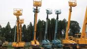 Aichi Teleskoparbeitsbühnen
