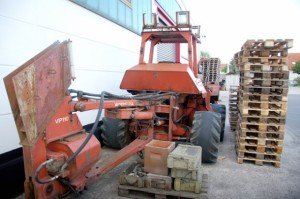 Ditch Witch Kabelpflug HT100 mit VP110
