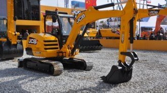 Raupenbagger JCB 8061 China