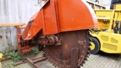 Ditch Witch Felsrad A 641