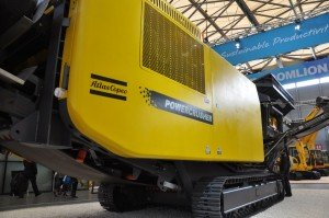 bauma china atlas copso crusher