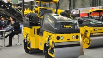 Walze Bomag bw 80 ad