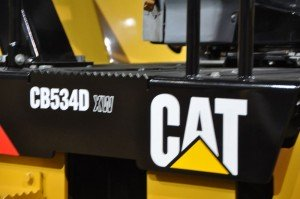 Caterpillar CB534D XW