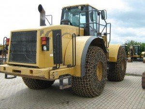 CAT Wheel Loader used