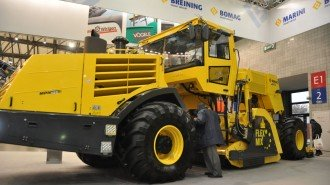 Bomag Kaltrecycler Flex Mix