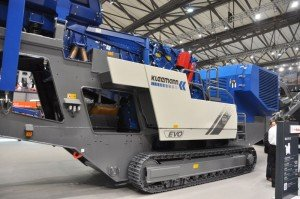 Mobilbrecher Prallbrecher Kleemann MR 110 Z