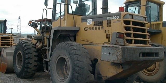 Wheel Loader Komastsu WA 300