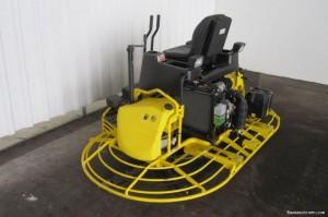 Wacker Neuson Betonglätter Glätter CRT 48-31V-E gebraucht