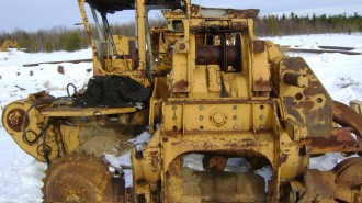 Dozer Pipelayer Komastu used