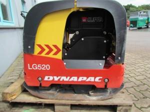 gebrauchte Dynapac Rüttelplatte LG 520