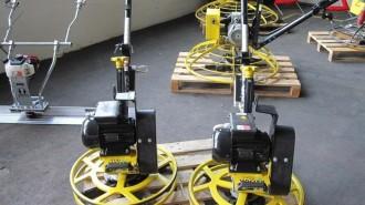 Wacker Neuson Betonglätter Randglätter Baugeräte CT 24-230E gebraucht