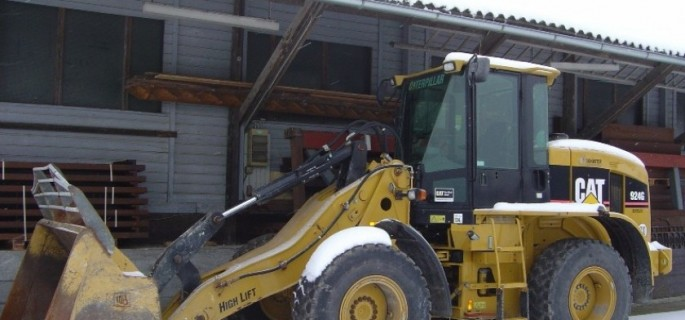 Caterpillar Radlader High-Lift 924G