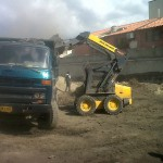 New Holland Kompaktlader LS 170