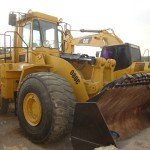 CAT Radlader 980 C