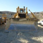 Caterpillar Bulldozer D8L