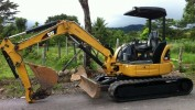 Minibagger Caterpillar 304 C CR