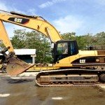 Caterpillar Hydraulikbagger 330DL