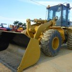 Caterpillar Radlader 938 G