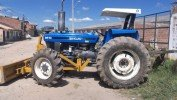 New Holland Landmaschinen 6610 Traktor