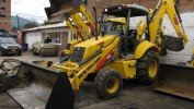 New Holland Baggerlader B95