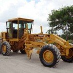 Caterpillar Motograder 120G