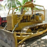 Caterpillar Bulldozer D5B