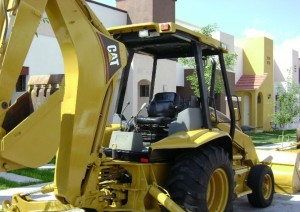 CAT Baggerlader 416 C Caterpilar Backhoe Loader  Baumaschinen gebraucht news Bilder