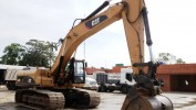 Caterpillar 330 DL Hydraulikbagger