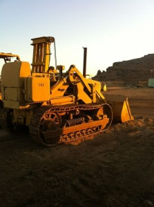 CAT 955H Laderaupe