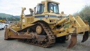 Caterpillar D8R Bulldozer