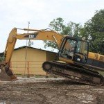 Caterpillar Bagger 320C L