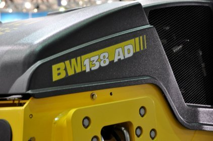 Bomag BW138 AD Roller